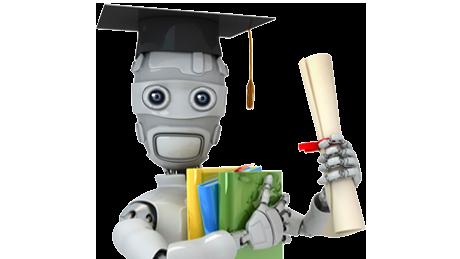 بخش آموزش رباتیک با مقالات ساده