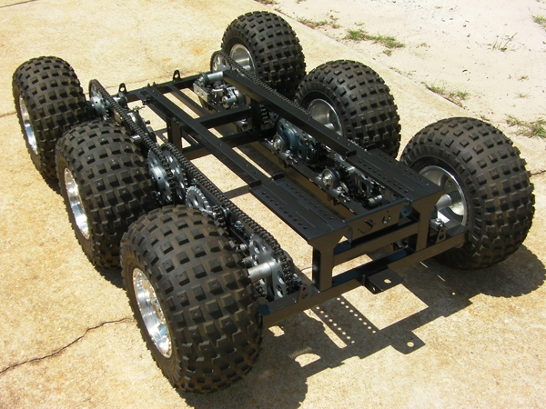 skid-steer-robot